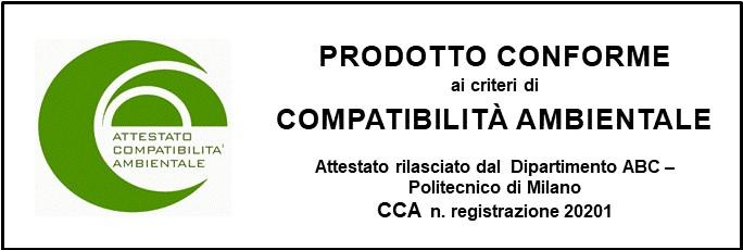 etichetta cca